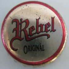 REBEL ORIGINAL Beer CROWN, Bottle CAP, Burgess Brewery, CZECH REPUBLIC