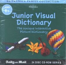 JUNIOR VISUAL DICTIONARY-EDUCATION REFERENCE