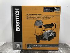 Bostitch BRN175A 15 Degree Coil Roofing Nailer NEW + Free Shipping