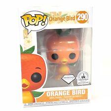 Funko Pop Orange Bird Diamond Disney Parks Figure