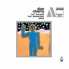 Don Cherry - Mu First Part  Mu Second Part  Orient [CD]