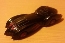 1997 DC COMICS Hasbro Batman Red Black Bat Mobile 10cm Toy Vehicle Figure