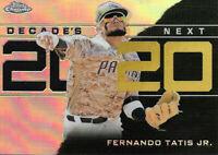 2020 Topps Chrome Update Series Baseball - Decade's Next Insert - You Pick