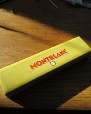 Mont Blanc Vintage 344 1st Production Run 1950/1 Fountain Pen B&P - REDUCED!!