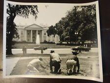 Set of 3 Washington DC Contest Photos from an Estate Sale - circa 1950's