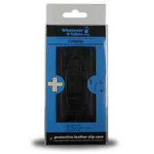 Coldplay diseñado Leather Slip Case Para Ipod Nano 4g/5g
