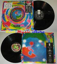 LP NEW BEAT LESS Medley 33 rpm 12'' 1990 italy STEP STP00902 cd mc dvd vhs