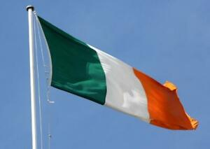 Ireland Irish Republic Eire Tricolour Large Flag 5ft x 3ft St Patricks Day