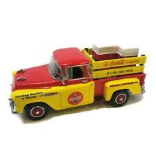 1:43 Matchbox Coca Cola x Chevrolet 1957 Pick Up Truck YPC01 Yesteryear Delivery