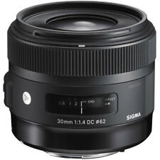 Sigma 30mm f/1.4 DC HSM Art Lens - Sony