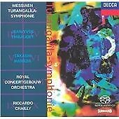 Turangalila Symphony (Chailly, Thibaudet) [Sacd/CD Hybrid], Olivier Messiaen, Ve