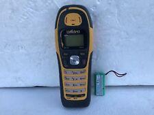 Uniden Dect 6.0 Waterproof Dwx207 Submersible Cordless Wireless Handset