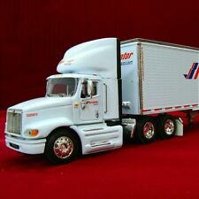 Rare & New - PUROLATOR FREIGHT #1 - International 9100i TrTrlr.  DCP 30720