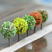 1Pcs Mini Baum Miniatur Fee Garten Micro Landschaft Neue Handwerk Decor Bo S9X1