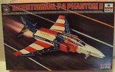 Esci 1/72 McDonnell Douglas F-4J Phantom II US Navy Bicentennial Kit #9033 Mint