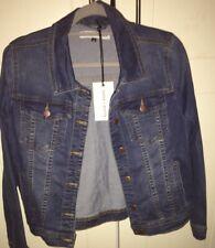 Woman's Denim Jacket Size 14 New