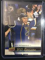 2014-15 UD Canvas Alex Pietrangelo St. Louis Blues