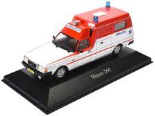 1:43 Scale Atlas Editions Volvo 264 Ambulance - BNIB
