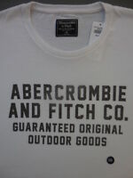 ABERCROMBIE & FITCH MEN t shirt NEW all sizes blue red yellow white gray navy