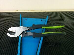 "#ai695  GREENLEE 727M 9-1/4"" Cable Cutter, Shear Cut"