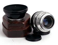 Voigtländer Color-Skopar Outfit, 1:3,5/50mm, für M39 | Vintage lens