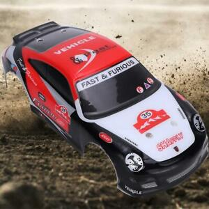 Plastic RC Car Model Vehicle Body Shell For Wltoys K969 Spare Parts Model Car❤TT