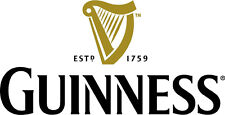 """Guinness Vinyl Sticker Decal 6"""""""