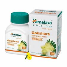 Himalaya Wellness Pure Herbs Men's Wellness Tablets - 60 Pieces (Gokshura)