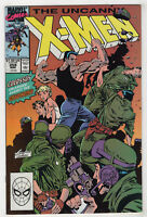 Uncanny X-Men #259 (Mar 1990 Marvel) Chris Claremont Marc Silvestri X