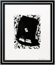SAM FRANCIS SFE 2 I. 28 Color Aquatint Hand SIGNED Original Modern Abstract Art