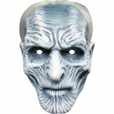 White Walker Game Of Thrones Flat Card Mask - Night King - Limited Number
