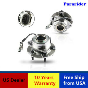 2 Front Wheel Bearing and Hub Assembly 513189 Fits 02-06 Chevy Saturn Pontiac