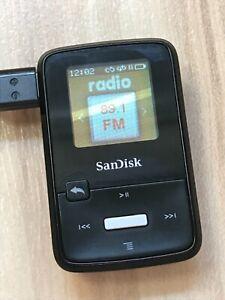 SanDisk Sansa Clip Zip MP3 Player 8GB