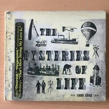 THE MYSTERIES OF LIFE Come Clean US Press CD
