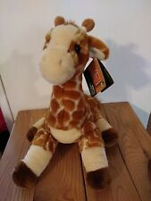 Kohl's Cares For Kids Take A Walk On The Wild Side Giraffe Plush 2006