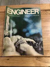 THE ENGINEER DECEMBER 1970 Magazine