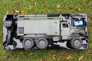 Amewi 22371 Ural B36 Militär LKW 6WD RTR 1:16, grün