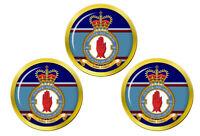 502 Squadron Rauxaf Marqueurs de Balles de Golf