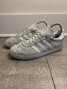 Adidas Originals Gazelle Ice Mint Green Women's Shoes BA9599 Size 6 US