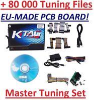 K-TAG KTAG v2.25 FW: v7.020 Master + 80 000 Tuning files - Master Tuning set