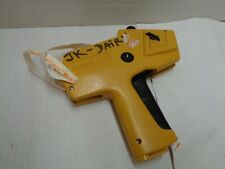 Monarch price gun 1110 1970s Shop Rite Dairy stickers As Is 1979 yellow