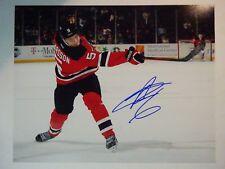 "AUTOGRAPHED Adam Larsson SIGNED Hockey NHL Photo NJ Devils 11""x14"""