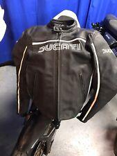 DAINESE GIACCA GIUBBINO PELLE DUCATI 52 Leather Jacket Lederjacke