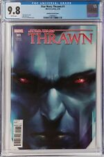 Thrawn 1 1:50 CGC 9.8 Francesco Mattina Variant Star Wars Comic NM/MT Marvel