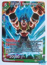 Dragon Ball Super TCG SSB Gogeta, Resonant Explosion  EX04-03 EX