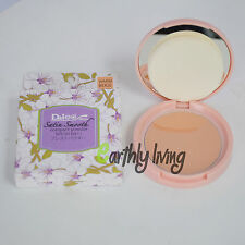 Daiso Japan Satin Smooth compact pressed powder pact SPF20 PA++Warm Beige