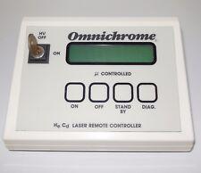 Omnichrome He Cd laser remote controller