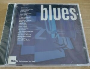 NEW - BLUES MUSIC THAT CHANGED OUR LIVES (CD, COMPILATION) - Free Ship