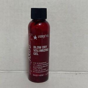 Big Sexy Hair Blow Dry Volumizing Gel Travel Size 1.7oz