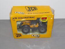 Vintage Ertl Britains Jcb Fastrac 3220 Tractor 1:32 scale Nib nice!